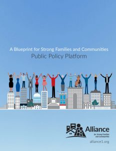 Alliance public policy platform