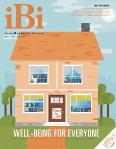 iBi magazine cover