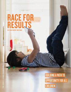AECF Race for Results cover