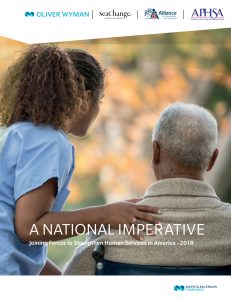 A National Imperative report cover