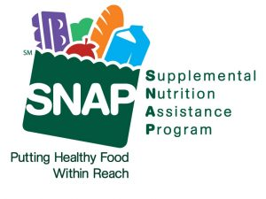 Supplemental Nutrition Assistance Program logo