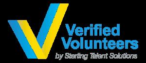 Verified Volunteers logo