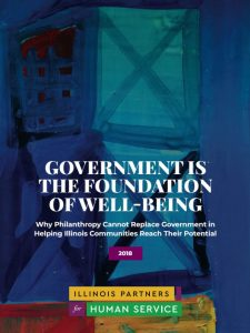 Report Cover - Illinois Partners in HS Government and Philanthropy