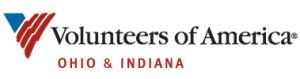 Volunteers of America Ohio and Indiana Logo